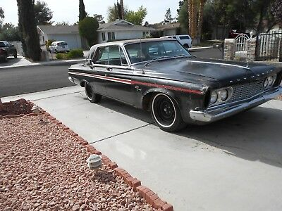 1963 Plymouth Fury fury 1963 plymouth fury