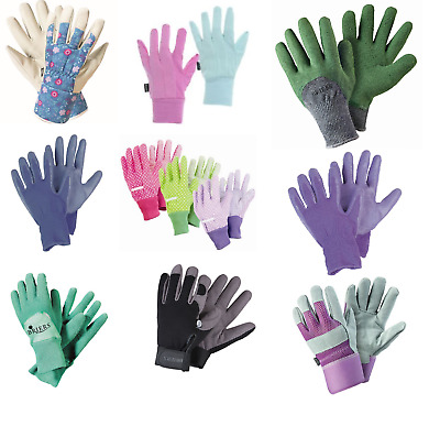 Town & Country Briers Quality Gardening Gloves All Rounders Riggers Professional