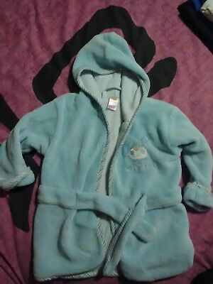 baby dressing gown aged 12/18 months