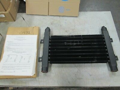 """Thermal Transfer Products Heat Exchanger 8""""x15"""" Coil Size 1"""" FNPT (New)"""