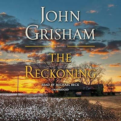 The reckoning A Novel By John Grisham ( AUDIO BOOK, DOWNLOAD)