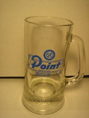 STEVENS POINT BREWERY - POINT SPECIAL BEER Glass Mug