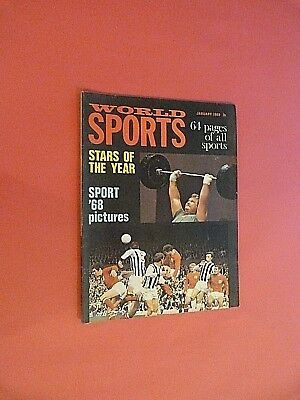 World Sports Magazine. January 1969