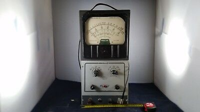 Vintage PRECISE VTM multimeter Model 907