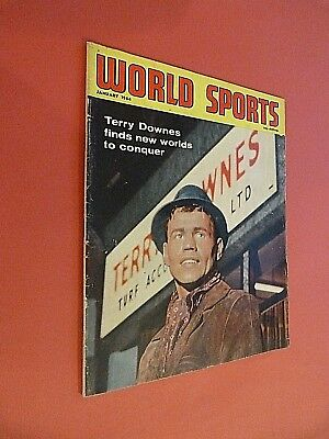 World Sports Magazine January 1964