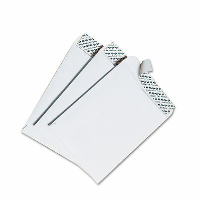 Quality Park - Redi-Strip Catalog Envelope, 6 x 9, White - 100/Box *BEST PRICE*
