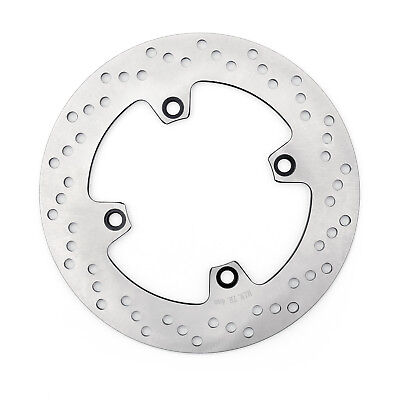 Rear Brake Disc Rotor Steel Street Bike For Suzuki Burgman 650 AN650 2001-03 BS1