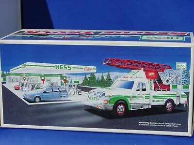 Hess Rescue Truck 1994-New