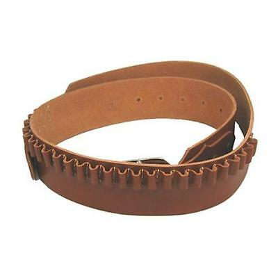 Hunter Company 3458-000-038 Adjustable Cartridge Belt .38 Caliber Tan
