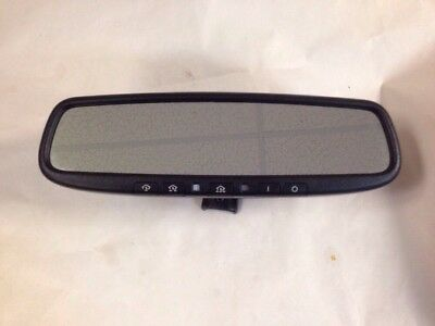 Gentex RearView Mirror w/ Auto Dimming And Homelink OBI2HL4