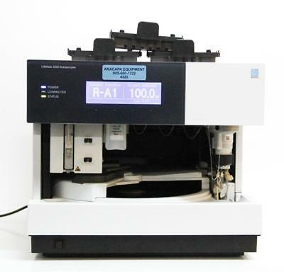 Dionex WPS-3000SL Analytical Ultimate 3000 Autosampler w/ Well Plates (6323)
