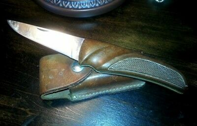 GERBER Fh Portland, Ore. U.S.A. - Used original first Gerber knife- the Fh model
