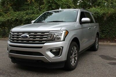 2018 Ford Expedition 4X4 LIMITED LEATHER HTD SEATS, NAVIGATION,2ND ROW BUCKETS, LOW MILES, PUSH BUTTON START,HANDS FREE LIFTGATE, HEATED STEERING WHEEL