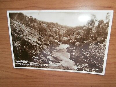 Lairg, Sutherland, Scotland - Four real photo postcards