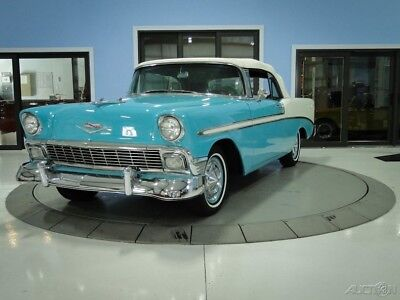 1956 Chevrolet Bel Air/150/210 Convertible 1956 Convertible Used Automatic