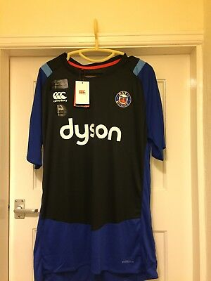 Bath Rugby Training Top 2XL