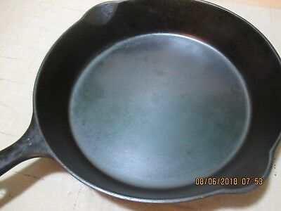 Vintage Griswold Cast Iron 777 Small Logo Deep Chicken Pan