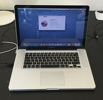 "Apple MacBook Pro 15.4"" 2011 (2.2GHz Core i7, 4GB 750GB) - faulty battery"