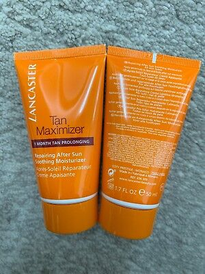 Tan Maximizer Lancaster Repairing After Sun 2x50 ml Reparierende After Sun