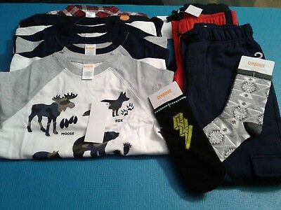Nwt $182 Rv Gymboree 10 Pcs Boys Size 6  Lot Sets Fall Winter