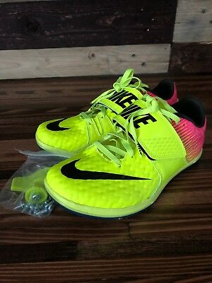 competitive price 94a88 8bcc3 125 Nike Zoom Hj High Jump Elite Track  Field 882028-999 Olympics M 4