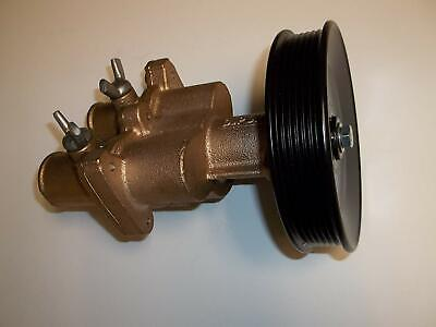 ALL METAL with pulley MerCruiser Raw Sea Water Pump 4.3L 5.0L 5.7L 350 mag mpi