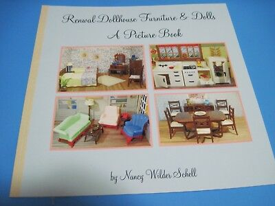 Renwal Dollhouse Furniture & Dolls, A Picture Book