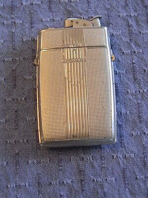Vintage Evans Cigarette Case with Lighter 4 1/4""