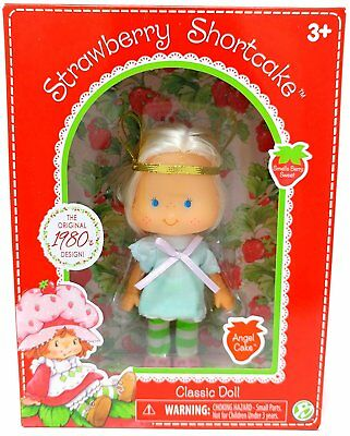 Angel Cake Classic Scented Doll Strawberry Shortcake NEW Reproduction Collectors