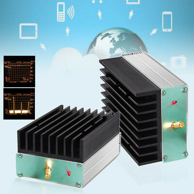 Ultra Breitband HF-Leistungs Verstärk 1M-130MHz 6W 43dB RF Power Amplifier