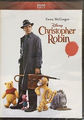 CHRISTOPHER ROBIN  < DVD >  *New *Factory Sealed
