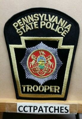 Pennsylvania State Police Shoulder Patch Pa