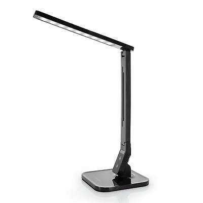Tenergy 7W Dimmable LED Desk Lamp, 530 Lumens with 5 Dimming Levels
