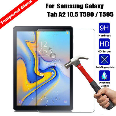 Screen Protector For Samsung Galaxy Tab A A2 E 2 3 Lite 4 Tablet Tempered Glass