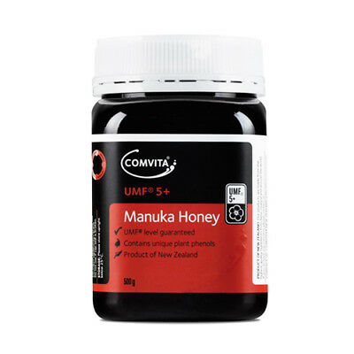 Comvita - UMF 5+ Manuka Honey 500g