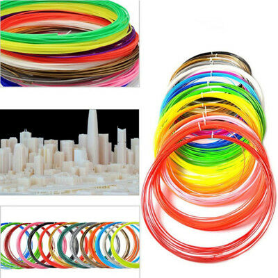 3D Printing Filament 1kg 2.2lb 1.75mm 3mm For ABS PLA Printer Pen Craft Colorful