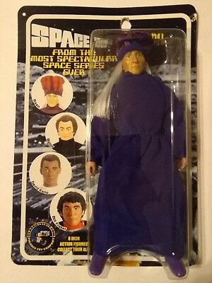 """Space 1999 Raan 8"""" Classic TV Toys Action Figure NEW"""