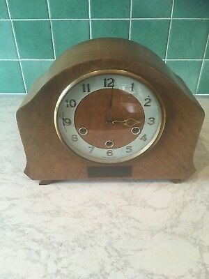 Smiths westminster chime Mantel Clock