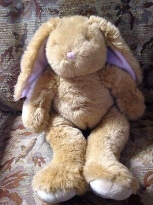 Build A Bear Bunny Rabbit Floppy Ears Beige Tan Easter Plush