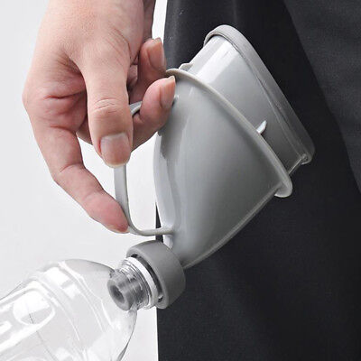 Car Travel Outdoor Adult Urinal Toilet Convenient Detachable Peeing Potty Funnel