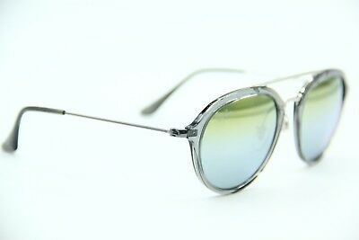7ee524902e1 Ray-Ban Junior Rj 9065S 7038 a7 Gray Sunglasses Authentic Frames 48-18