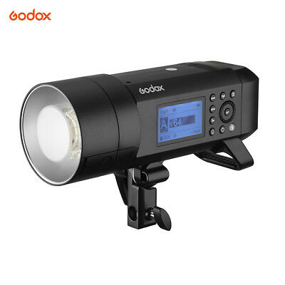Godox AD400Pro 400W 2.4G TTL HSS Studio Outdoor Flash 2600mAh Li-ion Battery SD5