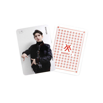 [MONSTA X / MONSTAX]Take 1.'ARE YOU THERE?' Official Special Photocard - KIHYUN4