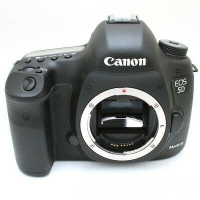 Canon EOS 5D Mark III 22.3MP Digital SLR Camera Body Excellent from Japan F/S