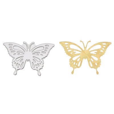 Metal Hot Stamping Foil Dies Butterfly Model Scrapbook Album Paper Crafts Decor