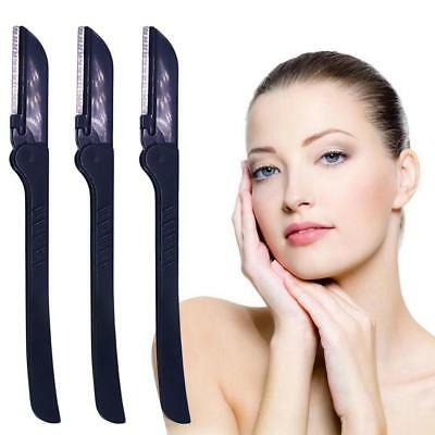 Tinkle Eyebrow Face Razor Trimmer Shaper Shaver Blade Hair Remover Tool