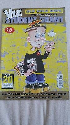 Viz - Adult Comic - Special Issue - Old Gold Rope - 48 Pages - Student Grant