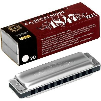 SEYDEL Blues Noble 1847 Harmonica Bb