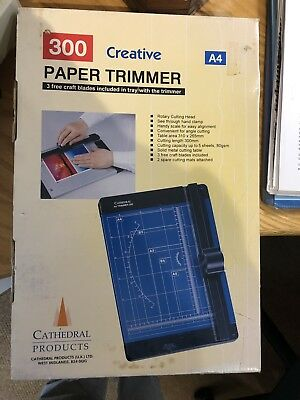 Cathedral 300 Paper Trimmer - Quick Sale