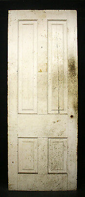 "3 avail 32""x83"" Antique Vintage Victorian Interior Solid Wood Wooden Doors Panel"